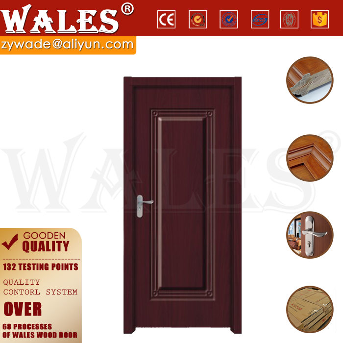 OEM desin engineered wooden pooja sitting room doors