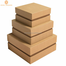 Various Sizes Customized Printing Paper Gift Box