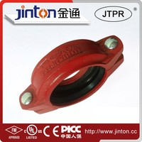 FM /UL Approved flexible reducing universal joint couplings