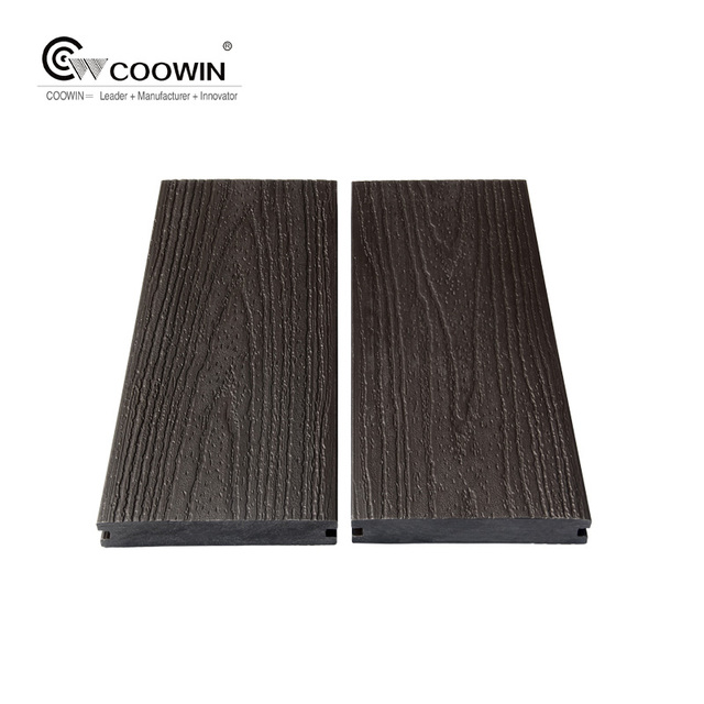 Easily Installed Laminate Flooring Wpc Composite Decking Made In China