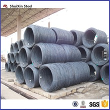 Made in TangShan steel rod building materials with tensile strength steel wire