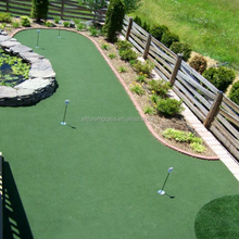 Anti-UV Mini Golf Artificial Putting Green Grass Carpet