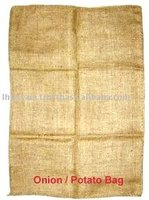 Biodegradable Jute Onion or Vegetable or Potato Bag