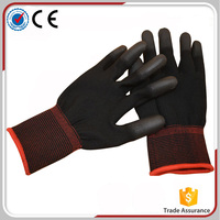 13 gauge pu light weight gloves for hardware factory