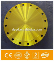 hot forging carbon steel pipe bind flanges from alibaba.com