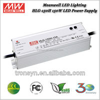 Meanwell 150W 24V Constant Voltage Dimmable LED Driver HLG-150H-24