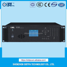 OBT-9000 PA School System for Automatic Bell, Background Music, Paging Broadcast