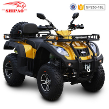 SP250-18 Shipao best price 250cc street atv