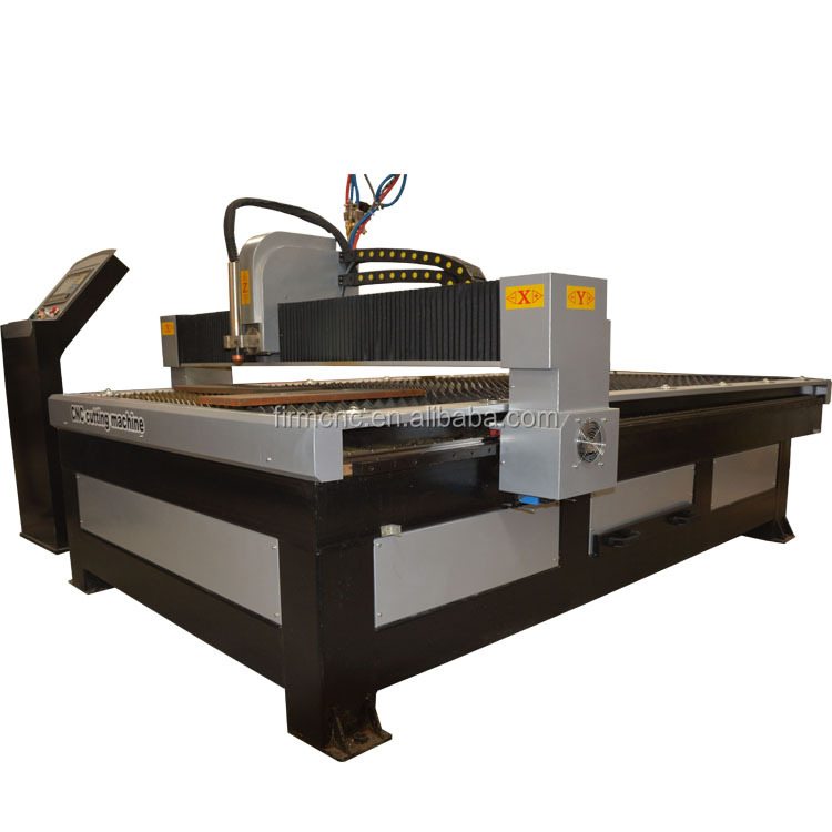 Table style portable cnc flame/plasma cutting machine 1530