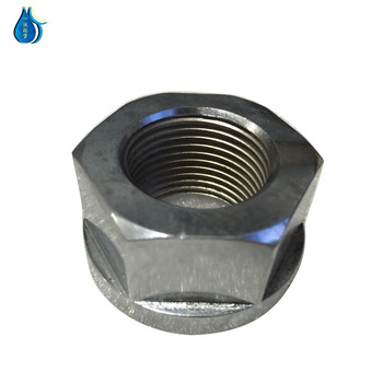 WP hot sales high pressure tie rod nut for water cutting intensifier machine
