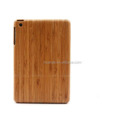 High quality eco-friendly bamboo wood case for ipad air/mini wood case alibaba china