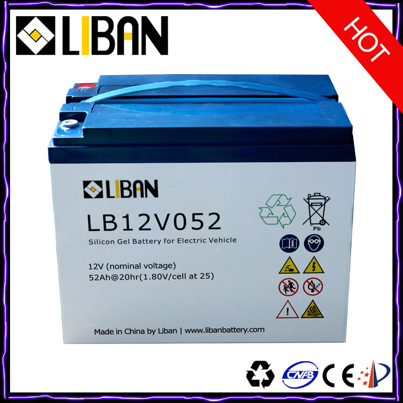 12V Valve Regulated Rechargeable Wholesale Lead Acid Battery