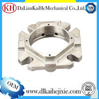 Good price mould process precision casting service foil ingot die zinc aluminum cast alloy parts