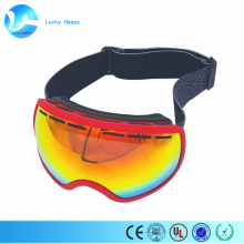 New glass ski equiement with cheap price revo ski goggles