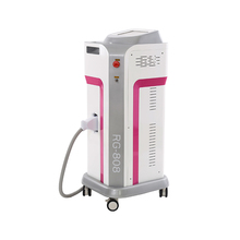 2017 new design 808nm diode laser hair removal machine
