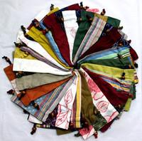 Wholesale women hand embroidered cheap handbag