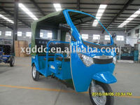 Electric auto rickshaw for passengers