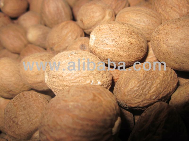 NUTMEG WITHOUT SHELL - INDIAN ORIGIN