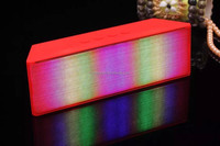 2015 Newest Factory Price bluetooth led lamp speaker LED Display made in china