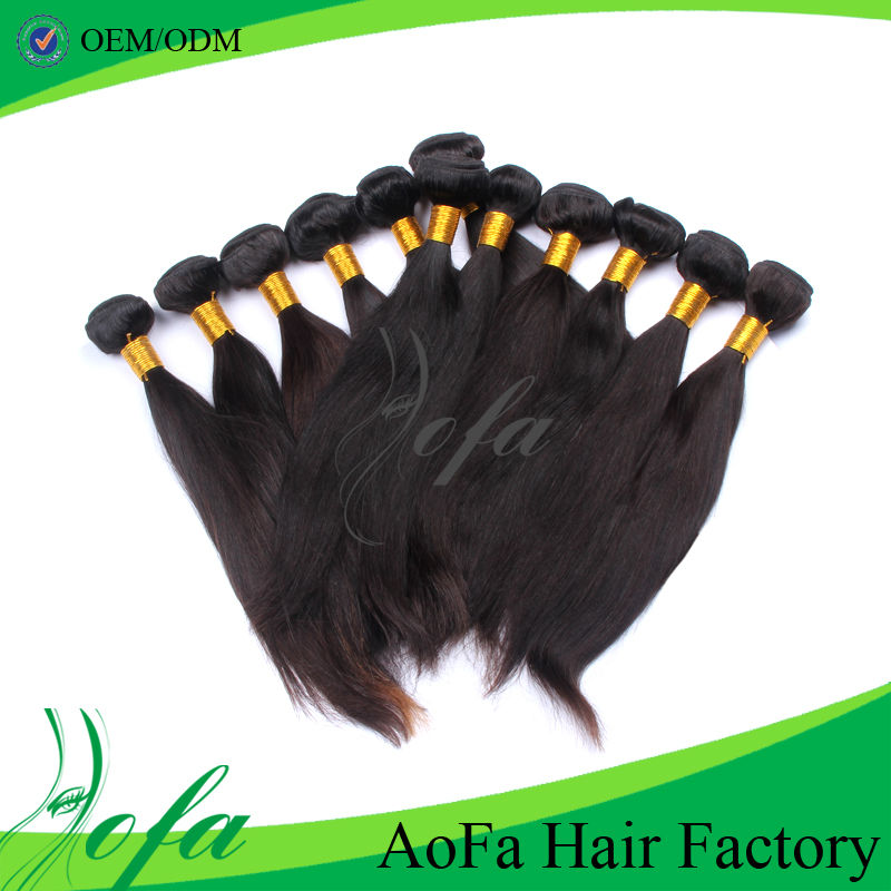 factory price supply 100% virgin peruvian hair bundles