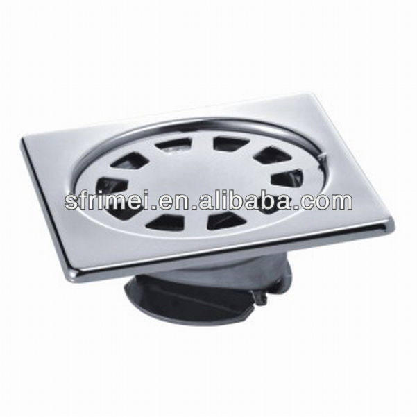 Foshan City Sanitary ware Manufacturer High Quality Floor Trap Drains Stainless Steel Floor Drain KL-A118