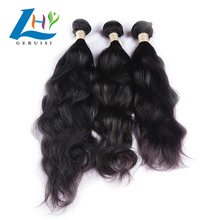 Aliexpress China Export Product Very Tactile Sensation Virgin Malaysian Raw Natural Human Hair Weave