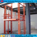 Good price hydraulic vertical cargo lift freight elevator