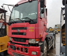 Japan Nissan CWB459 truck head/tractor for sale new arrival Nissan CWB459 V8 Scania r380 p380 Volvo fh12 fm12 Tractor head