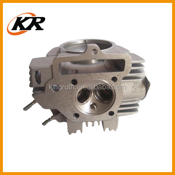 Dirt bike pit bike YINXIANG YX138 engine sapre parts motorcycle cylinder head