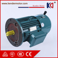 YEJ2 Series Electromagnetic Electric Brake Motor For Gear Reducer