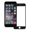 cheap iPartsBuy for iPhone 6 Front Screen Outer Glass Lens with Front LCD Screen Frame