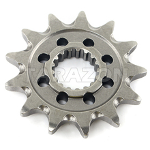 factory price motorcycle chain sprocket for YZ250F