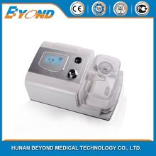 Human-computer synchronization portable auto cpap breathing machine