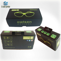 U color made your design printed sunglasses carton box