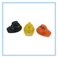 Gift Use Metal Cap Shaped Cow Bell As Noise Maker
