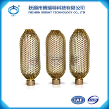 BPQ-100-B China Manufacture Natural Liquefied Petroleum Gas (LPG) Storage Glass Bottles DOT Certification Small Tank