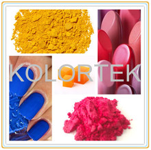 Over 10 colors D&C ALUMINUM LAKE, cosmetic grade dystuff for nails and soap