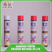 u Foam Sealant/Adhesives For Product Spray Polyurethane