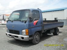 USED TRUCK FRONTIER