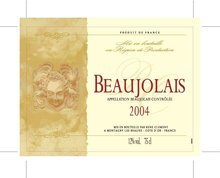French Beaujolais Wine Ideal For CHINA 2009