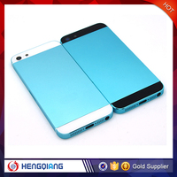 Alibaba golden supplier suitable for iphone 5s battery cover, housing back replacement