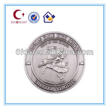 Latest new military metal emblem wholesale