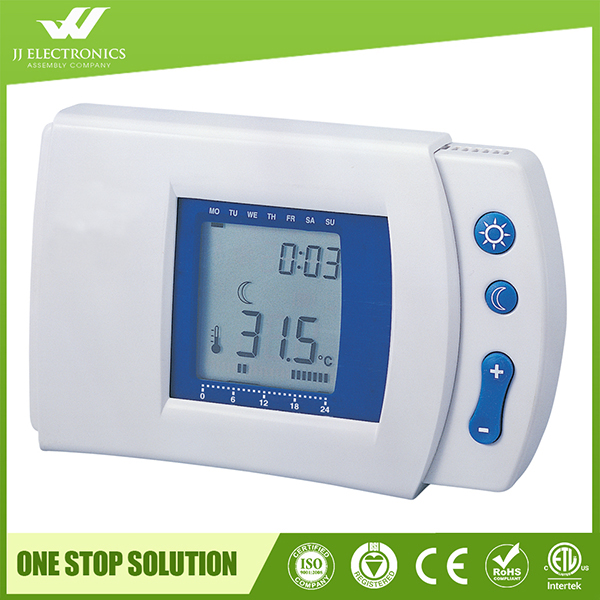 2017 New with CE & ROHS Designer Digital Thermostat With Internal Sensor good quality