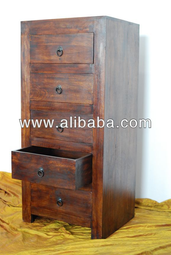 sheesham wood chest of drawer
