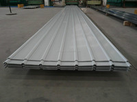 galvanized corrugated steel sheet for roofs/bricks for house building construction
