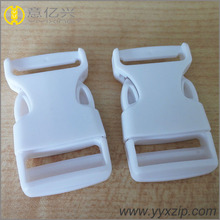 Fashion New Style Plastic Arched Inserting Buckle Side Release Buckle For lanyards