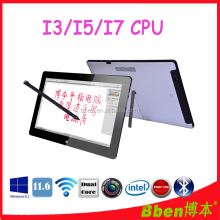 11.6 inch touch screen Windows 8.1 Tablet PC with Russian keyboard 1.6GHz Dual Core tablet 8 GB RAM 128 GB SSD support 3G