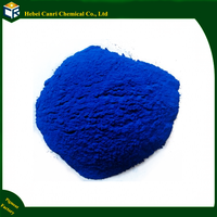 blue iron oxide powder for brick concrete paver paint coating