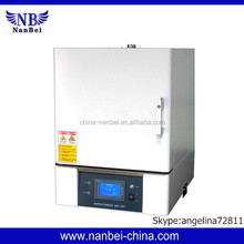 PID temperature controlled electric copper scrap melting furnace