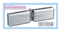 double side Glass door hinge ,shower door hinge;
